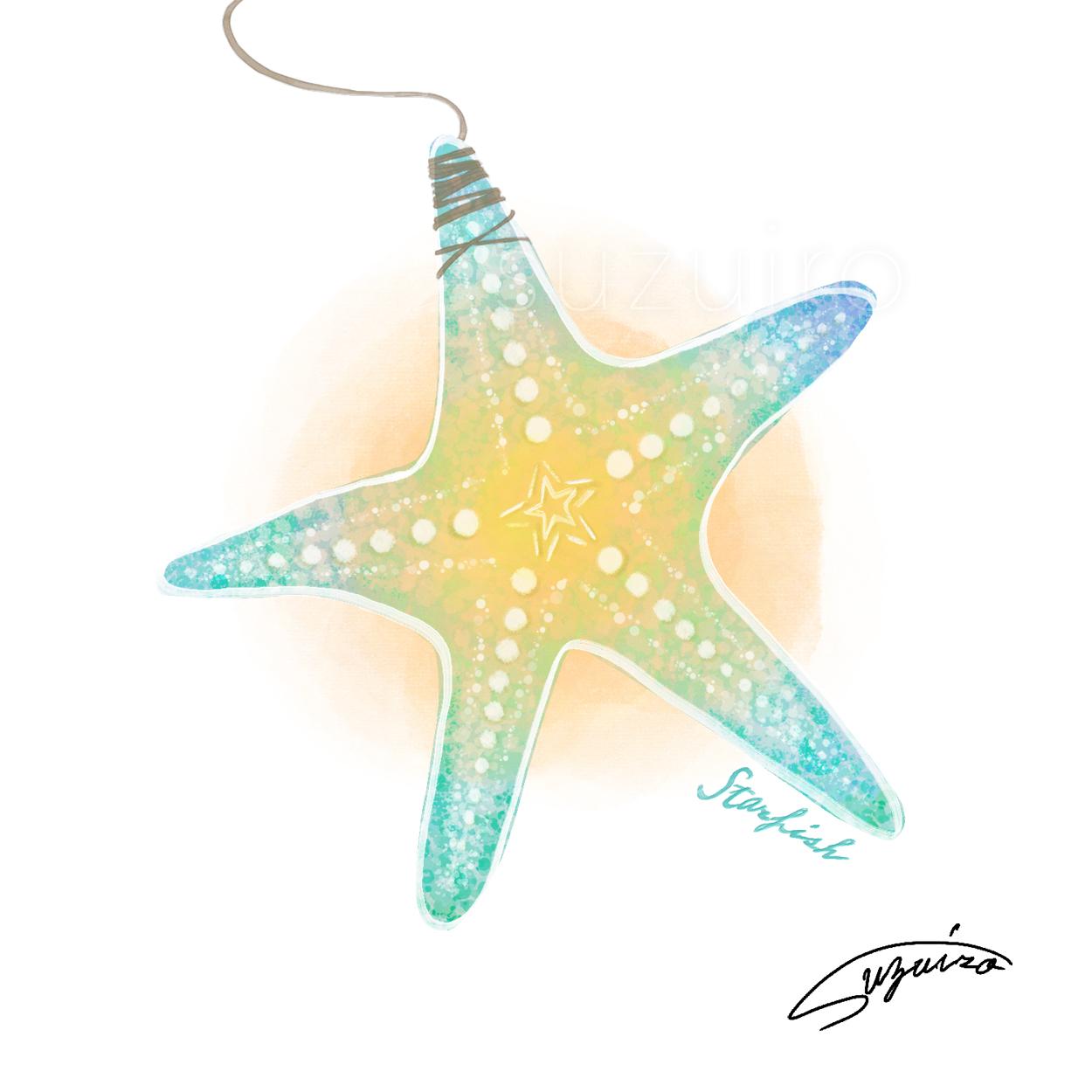 starfish_suzuiro