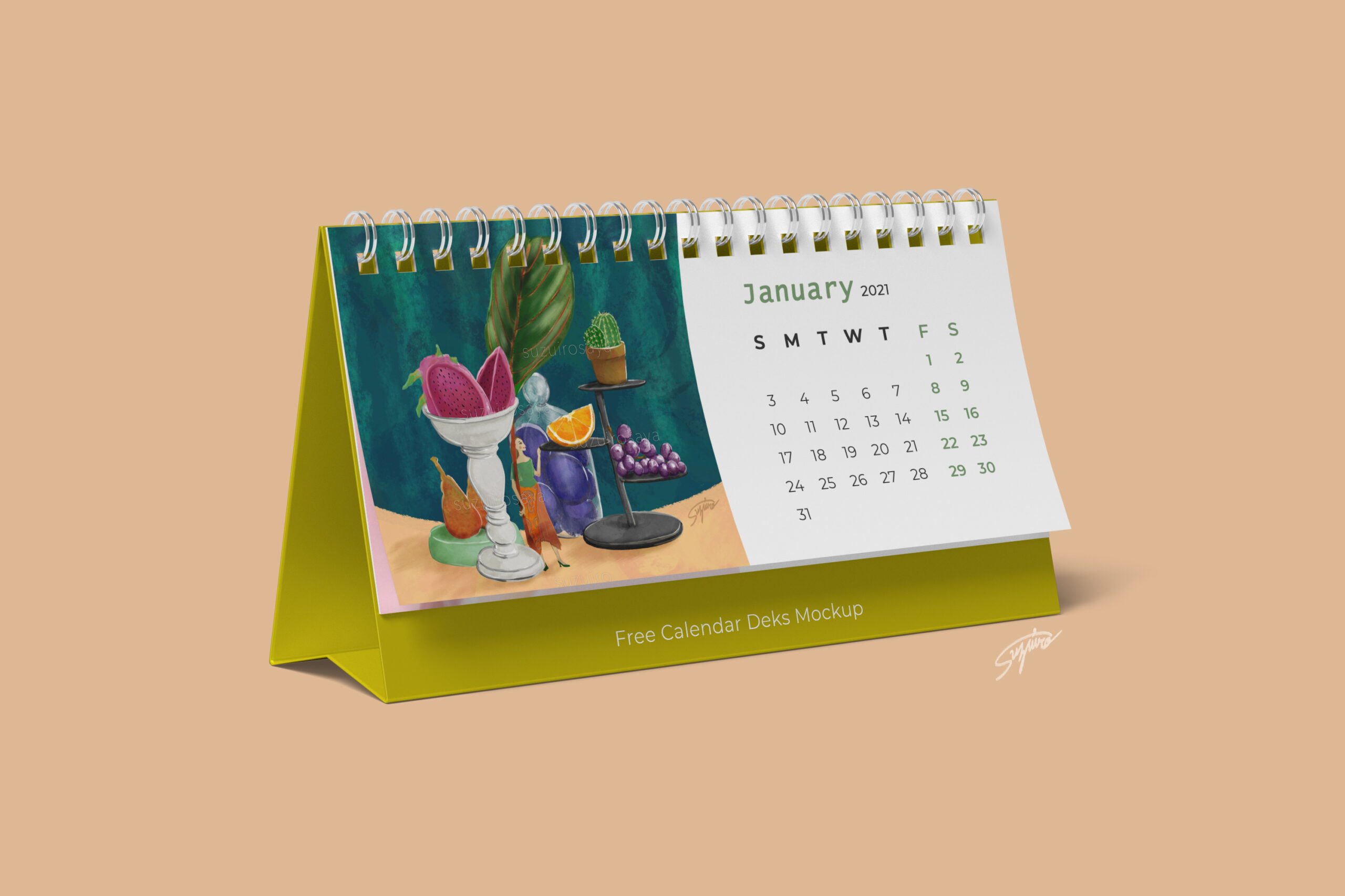 Everlasting Summer World -Calendar-